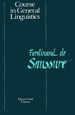 ferdinand de saussure course in general 77 course in general linguistics ferdinand de saussure in separating language from speaking we are at the same time separating: (1) what is social from what is individual and (2) what is essential from what is accessory.