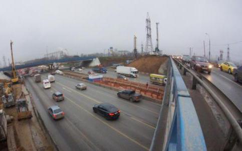 sites on the Minsk highway