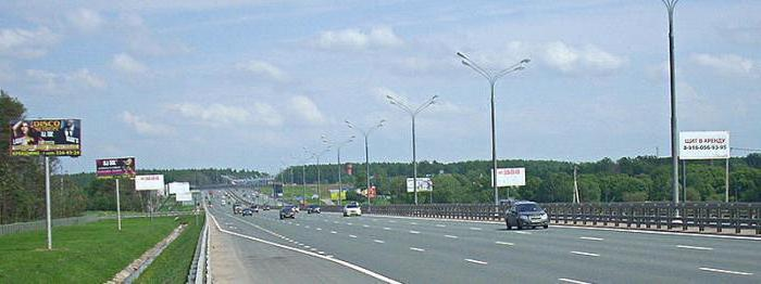 Minsk highway Moscow