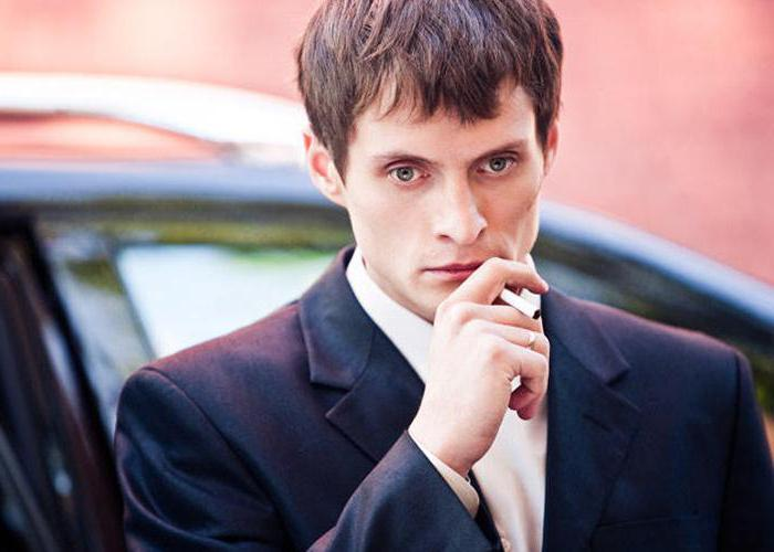 Pavel Kuzmin actor private life