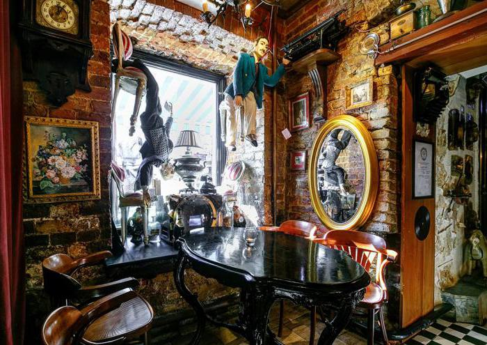 cafes and restaurants in St. Petersburg with live music