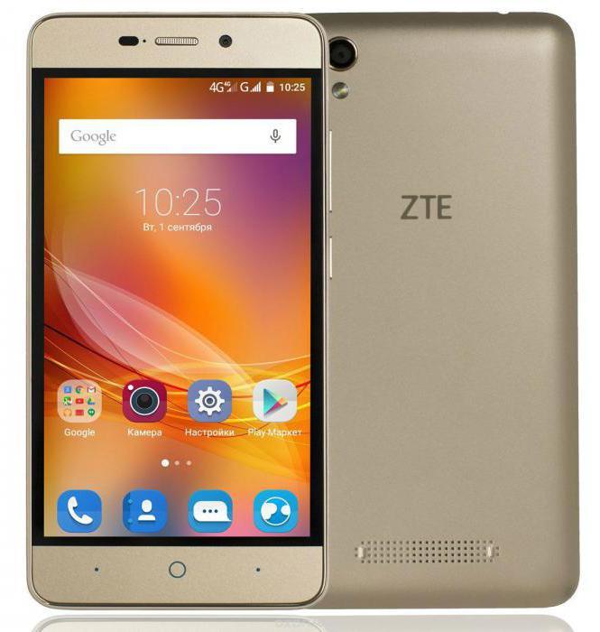 phone zte v7 reviews