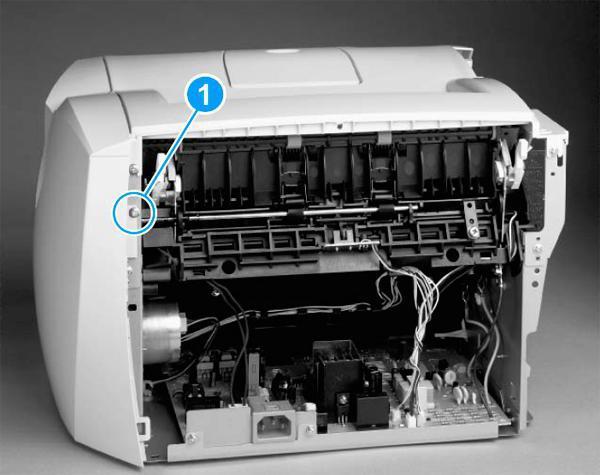 Hp manueller duplexdruck
