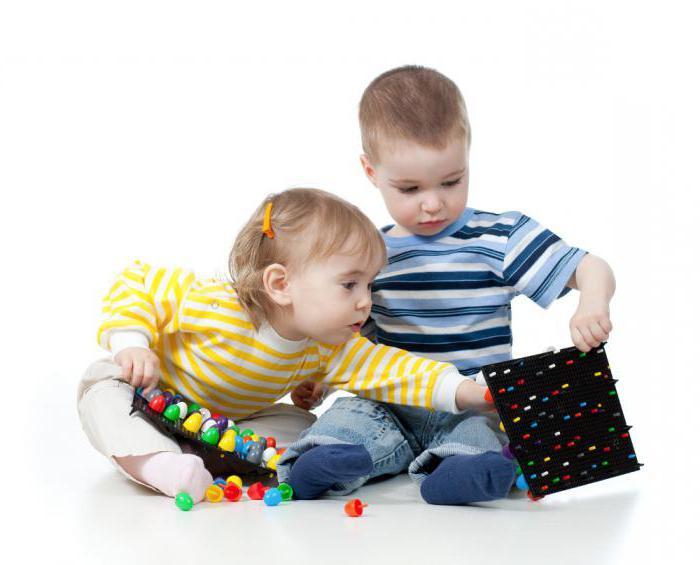 DIY toys for children 1 year