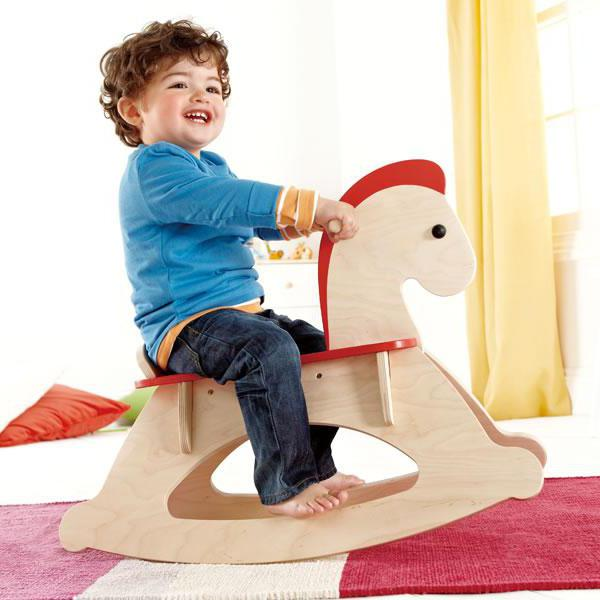 Wooden toys for children from 1 year