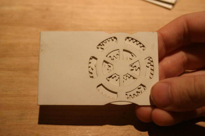 визитки примеры дизайна