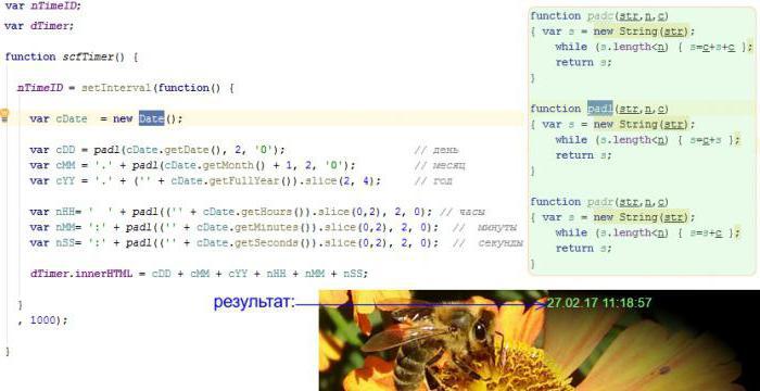 javascript date gettime