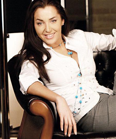 Evgenia Chirkova actress