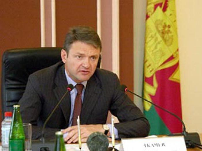Minister of Agriculture of the Russian Federation biography