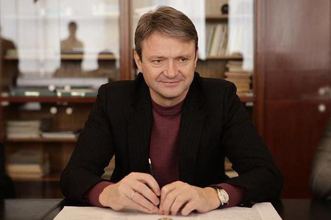 Tkachev Minister of Agriculture biography