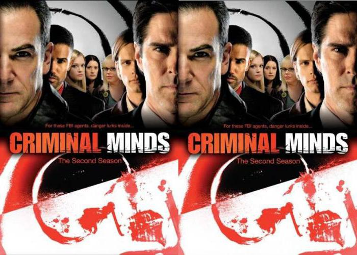 """The actors of the series """"Think like a criminal"""""""