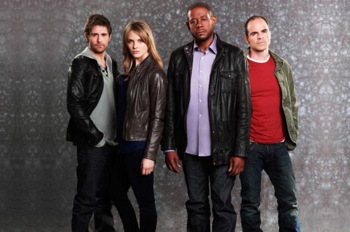 Thinking Like a Criminal (Season 12): Actors