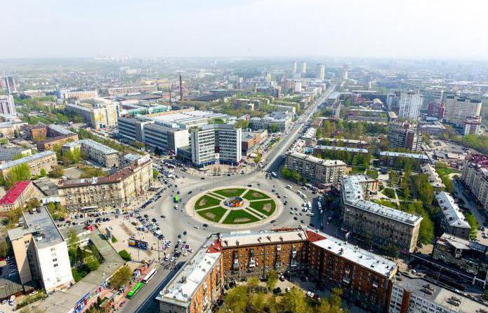 Novosibirsk economy