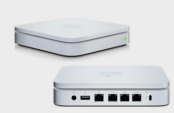 wi fi роутер apple airport extreme