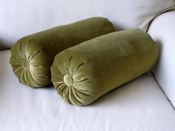 подушка-валик ортопедическая
