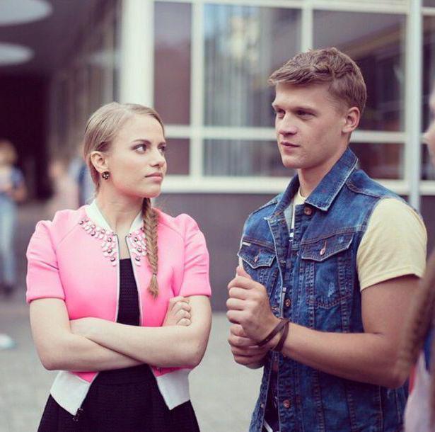 "Актриса Виктория Клинкова (""Физрук""): биография и кинокарьера"