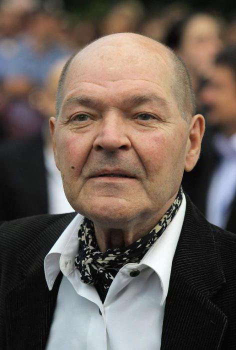 Жарков Алексей: фильмография и биография актера