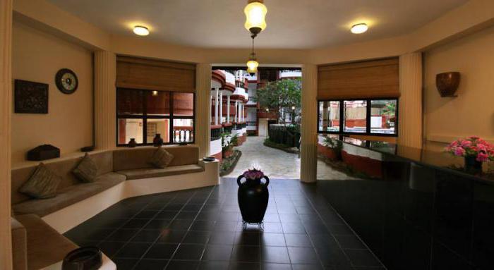 santiago resort 3 goa
