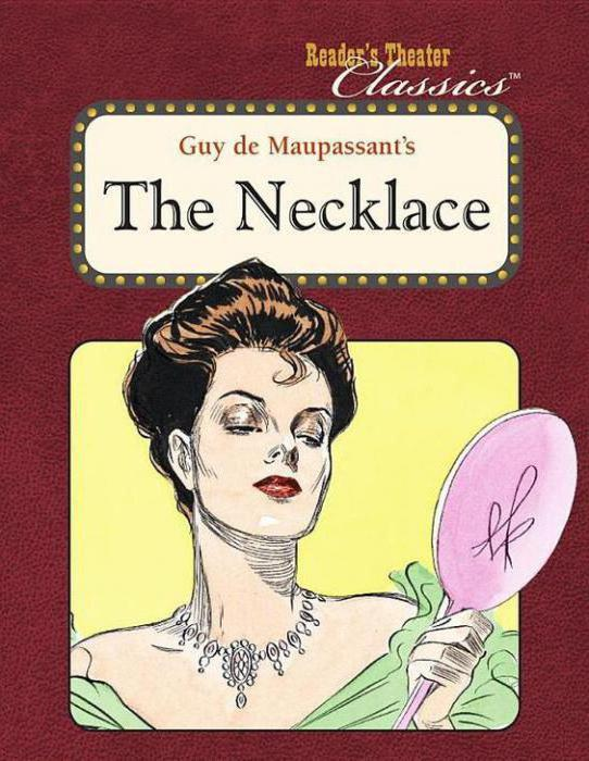 guy de maupassant s the necklace essay
