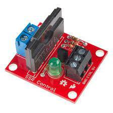 solid state current relay