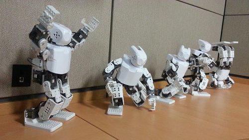 Сумасшедший робот своими руками. Сделай сам 49