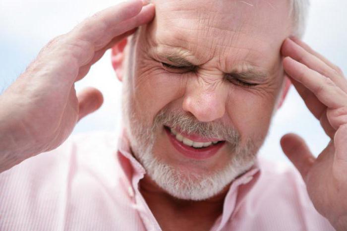 головная боль в лобной части причины