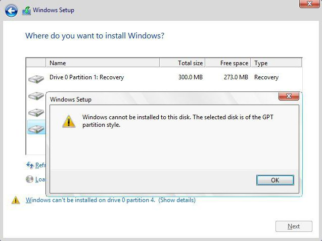 go to windows 10 without losing data