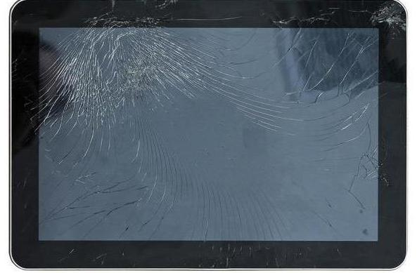 how much is the replacement screen on the tablet