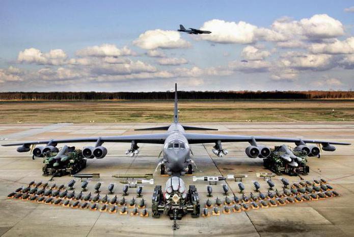 b 52 bomber