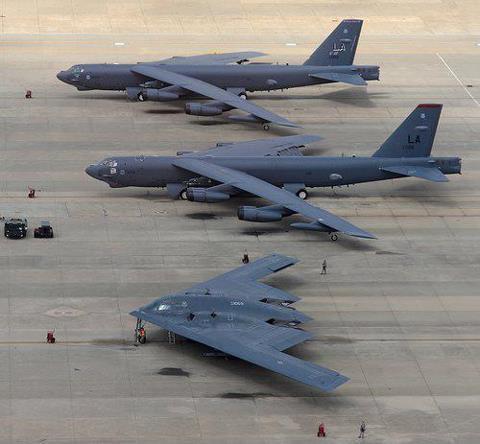strategic bomber b 52