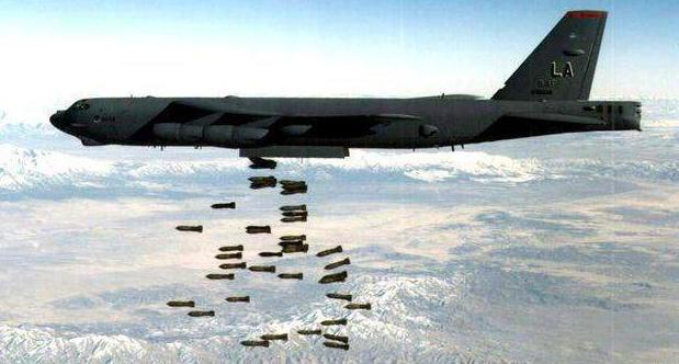 B-52 flight performance