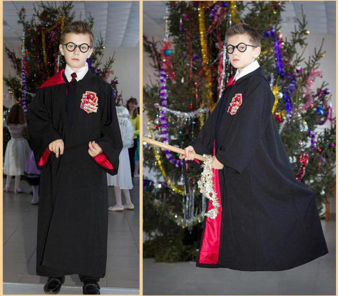 Гарри поттер костюмы своими руками 301