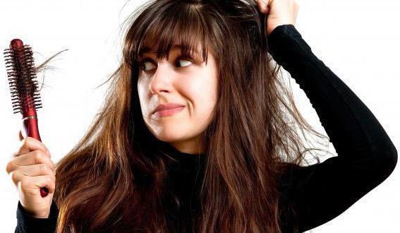 Витамины и микроэлементы при выпадении волос