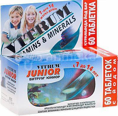 vitrum junior reviews
