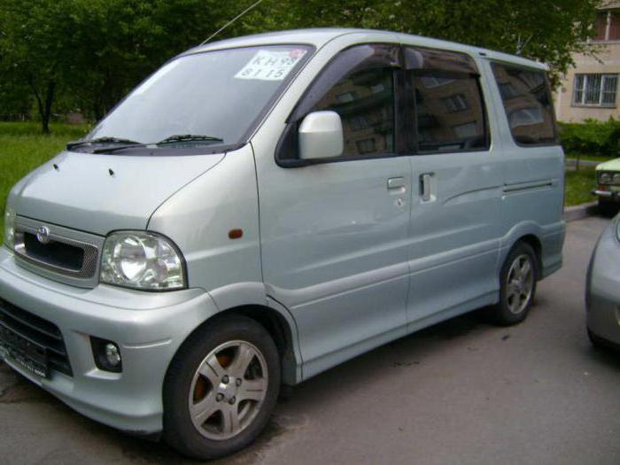 микроавтобус тойота