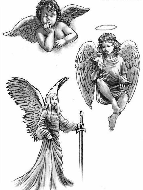 Летающий ангел