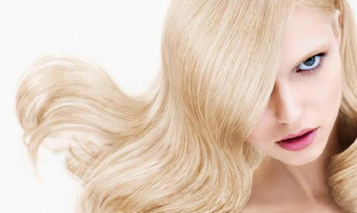 Уход за волосами блондинкам в домашних условиях