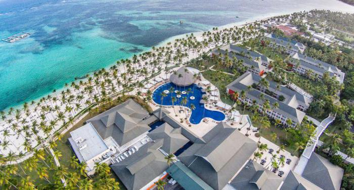 barcelo bavaro beach инфраструктура отеля