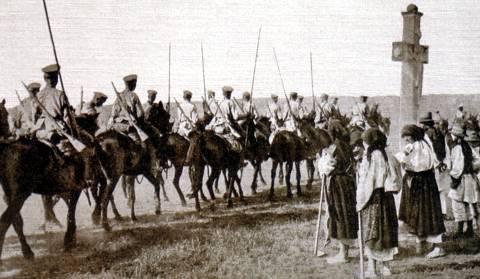 Galician battle