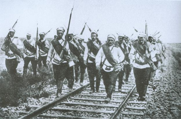 Galician battle 1914