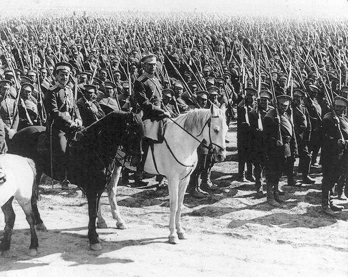 first world war galician battle