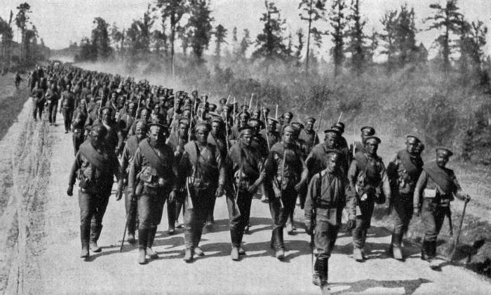 Galician battle 1914 briefly