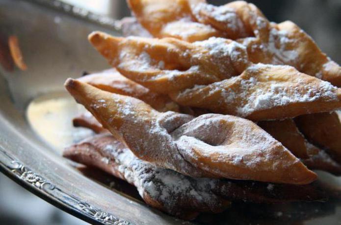 Crunchy recipe