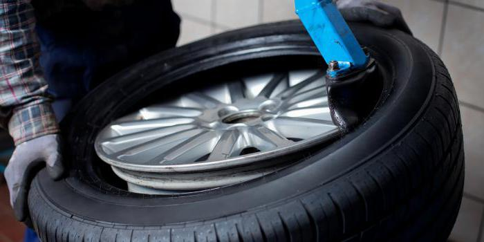 do-it-yourself tire service