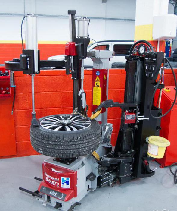 machine for DIY tire