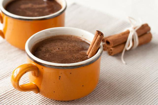 cocoa drink hot chocolate