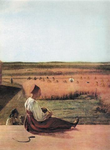 Venetian haymaking