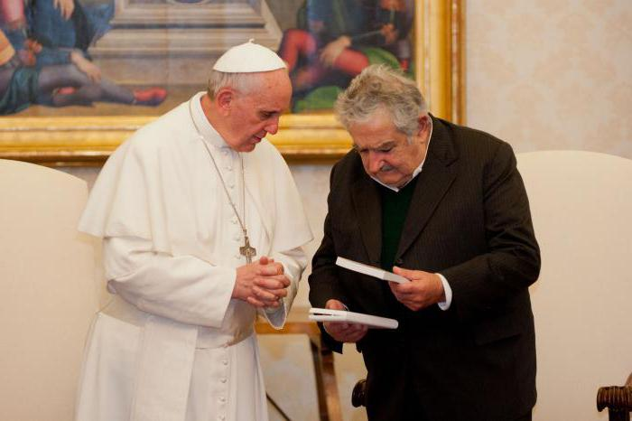 uruguay president jose mucha and his lifestyle