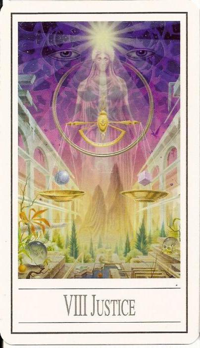 justice tarot value in relationships