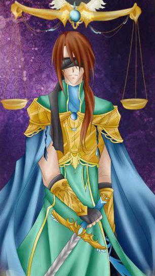 justice tarot value